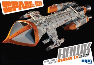 Space: 1999 Hawk Mark IX (Model Kit)
