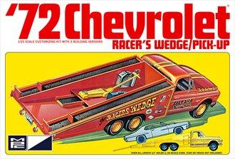 1972 Chevy Racer's Wedge (Model Kit)