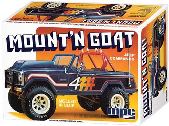 "Jeep Commando ""Mount 'N Goat"" (Model Kit)"