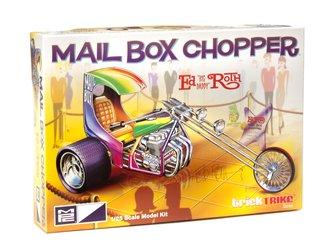 Ed Roth's Mail Box Chopper (Trick Trikes Series) (Model Kit)