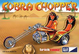 Cobra Chopper (Trick Trikes Series) (Model Kit)