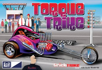 Torque Trike (Trick Trikes Series) (Model Kit)