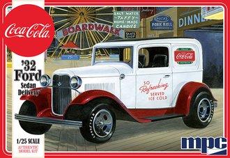 """1932 Ford Sedan Delivery """"Coca-Cola"""" (Model Kit)"""