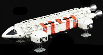 Space: 1999 Rescue Eagle (PreBuilt Model)