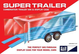 1:25 Super Trailer 'Display Case' (Clear)