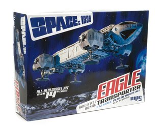 "Space: 1999 - 14"" Eagle Transporter (Model Kit)"