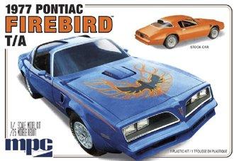 1977 Pontiac Firebird T/A (Model Kit)