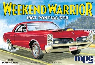 1967 Pontiac GTO (2T) (Model Kit)