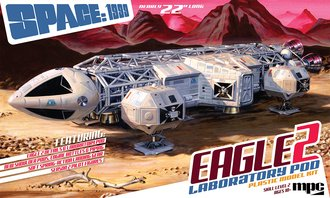 Space: 1999 Eagle II w/Lab Pod (Model Kit)