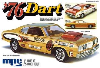 1:25 1976 Dodge Dart Sport (Model Kit)