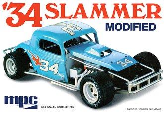"""1934 """"Slammer"""" Modified 2T (Model Kit)"""