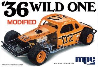 1936 Wild One Modified 2T (Model Kit)
