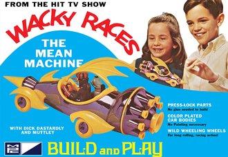 Wacky Races - Mean Machine (SNAP - Model Kit)