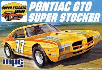 1970 Pontiac GTO Super Stocker 2T (Model Kit)