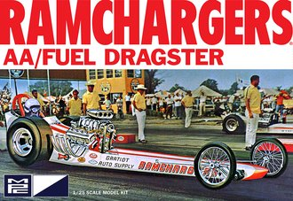Ramchargers Front Engine Dragster (Model Kit)