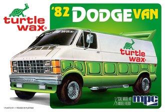 "1982 Dodge Van Custom ""Turtle Wax"" (Model Kit)"