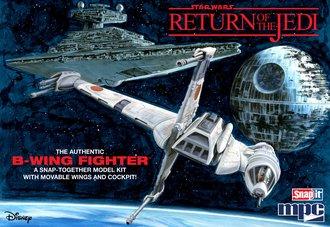 Star Wars: Return of the Jedi B-Wing Fighter (Snap)
