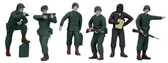Army Figures (6)