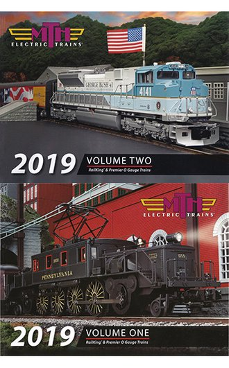 1:48 MTH 2019 Catalogs - Volume I & II