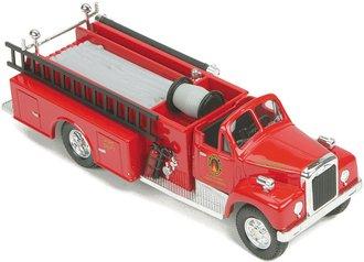"""1:50 Mack Fire Pumper """"Cleveland Union Terminal"""" (Red)"""