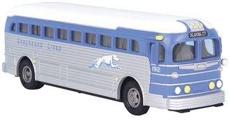 "GM Silversides Bus ""Greyhound - Oklahoma City"""