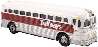 """GM Silversides Bus """"Trailways - Chicago, IL"""""""
