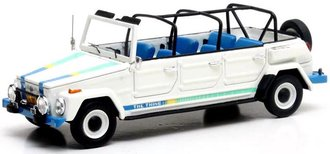 1:43 1979 VW Thing Limousine (White)