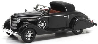 1:43 1938 Buick Series 40 Lancefield Drop Head (Black)