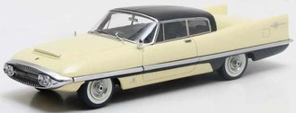 1:43 1958 Dual-Ghia 400 Concept (Yellow/Black)
