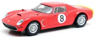 1:43 1965 Iso 6000GT Stradale Prototipo Daytona (Red)