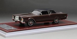 1968 Lincoln Mark III (Brown Metallic)