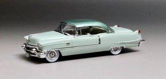 1956 Cadillac Coupe de Ville (Green)