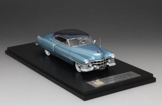 1951 Cadillac Series 62 2D Coupe (Blue)