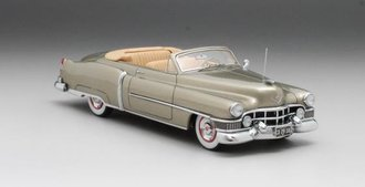 1951 Cadillac Series 62 2D Convertible (Gold)