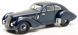 1:43 1939 Lagonda V12 Le Mans - Lancefield (Black)
