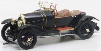 "1:43 Bugatti 18 Sports 2-seater ""Black Bess"""