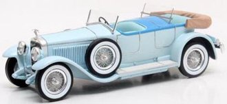 1:43 Hispano Suiza H6B Million-Guiet Pheaton