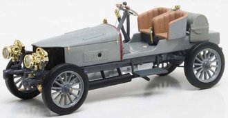 1903 Spyker 60-HP 4-WD Racing Car (Grey)