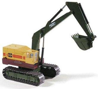 Bucyrus-Erie H40 Hydraulic Excavator