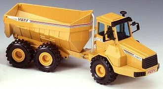 Moxy MT27 Articulated Dump Truck