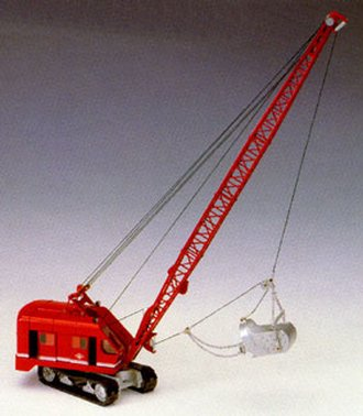 O&K Dragline Excavator