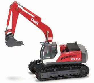 O&K RH6.5 Track Excavator