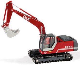 O&K RH6 Hydraulic Excavator