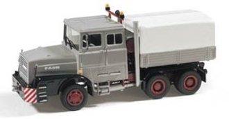 Faun 1206 Heavy Haulage Truck