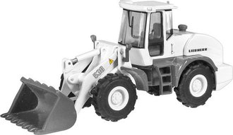 Liebherr 538 Wheel Loader (White)