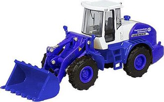 "Liebherr 538 Wheel Loader ""THW"" (Blue)"