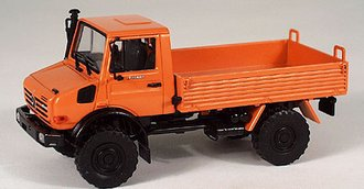 Unimog 4000 Open Back (Orange)