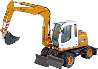 Liebherr A309 Litronic Wheeled Excavator