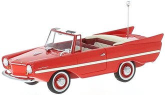 1961 Amphicar 770 (Red)