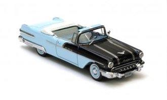1956 Pontiac Star Chief Convertible (Black/Blue)